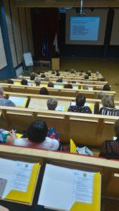 Pärnu teabepäev Pärnumaa Kutsehariduskeskuses